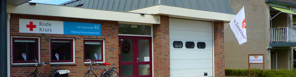 Inloophuis aan de van Galenstraat te Hattem